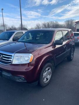 2012 Honda Pilot for sale at Auto Credit Xpress - Jonesboro in Jonesboro AR