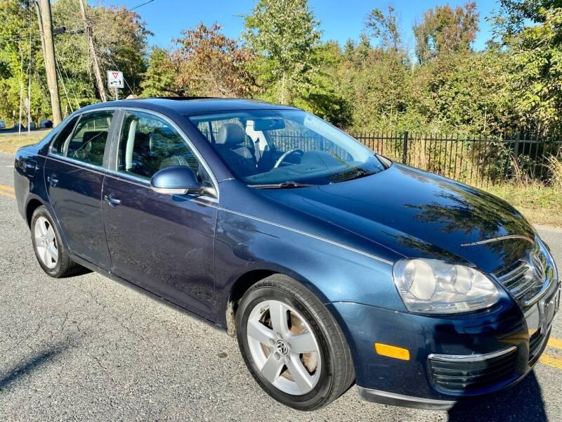 2008 Volkswagen Jetta for sale at Used Cars of Fairfax LLC in Woodbridge VA