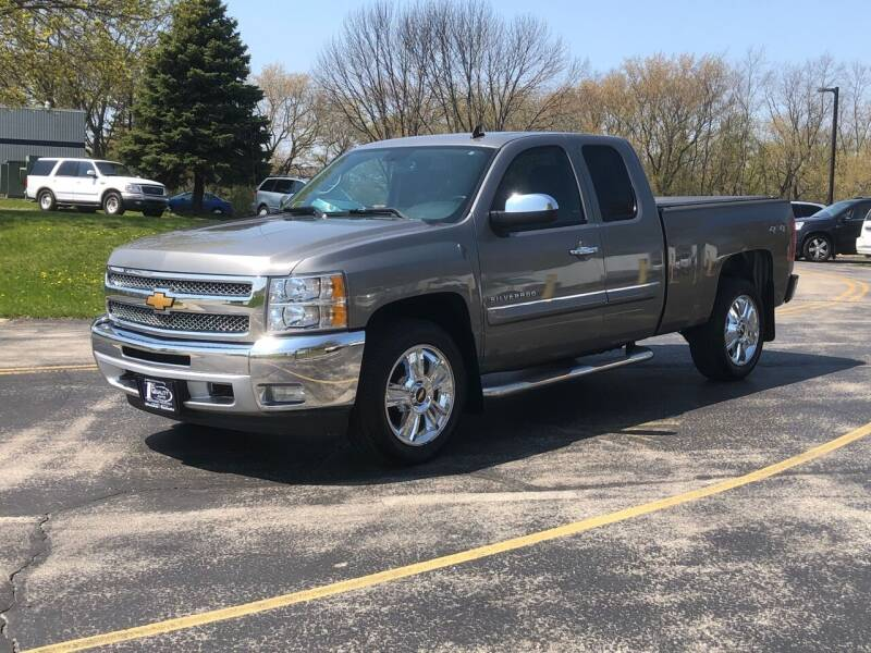 2013 Chevrolet Silverado 1500 for sale at 1st Quality Auto - Waukesha Lot in Waukesha WI