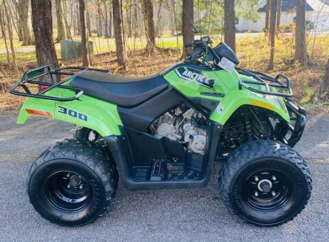 2016 Arctic Cat 300 for sale at Street Track n Trail in Conneaut Lake PA