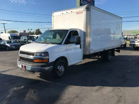 2016 Chevrolet Express Cutaway for sale at KAP Auto Sales in Morrisville PA