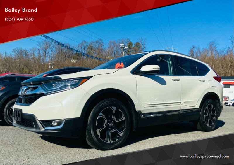 2017 Honda CR-V for sale at Bailey's Pre-Owned Autos in Anmoore WV