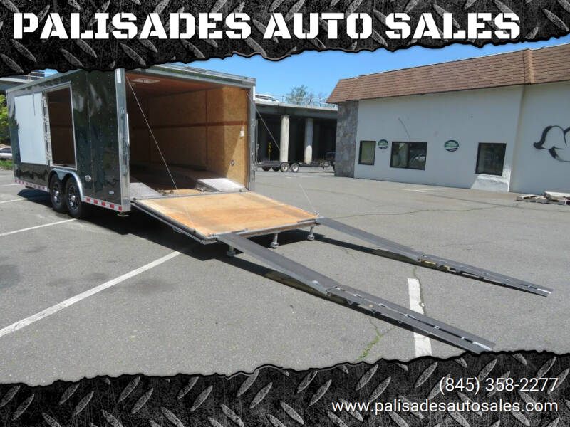 2017 Bravo Custom Low Boy for sale at PALISADES AUTO SALES in Nyack NY