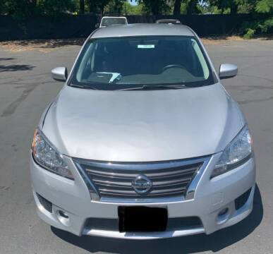 2014 Nissan Sentra for sale at Utah Credit Approval Auto Sales in Murray UT