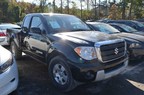 2012 Suzuki Equator for sale at Georgia Import Auto in Alpharetta GA