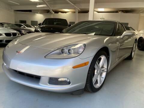 2008 Chevrolet Corvette for sale at Mag Motor Company in Walnut Creek CA