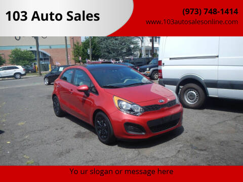 2014 Kia Rio 5-Door for sale at 103 Auto Sales in Bloomfield NJ