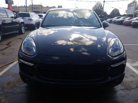 2017 Porsche Cayenne for sale at AUTOPLEX 528 LLC in Huntsville AL