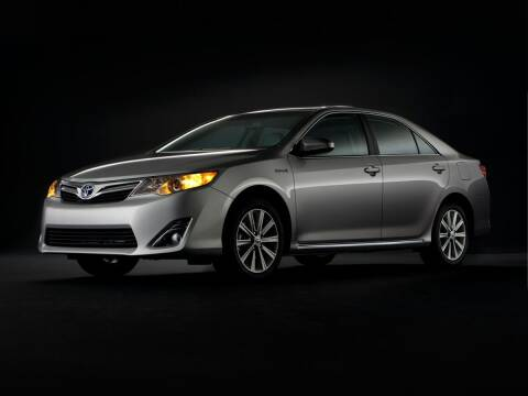 2013 Toyota Camry Hybrid for sale at Metairie Preowned Superstore in Metairie LA