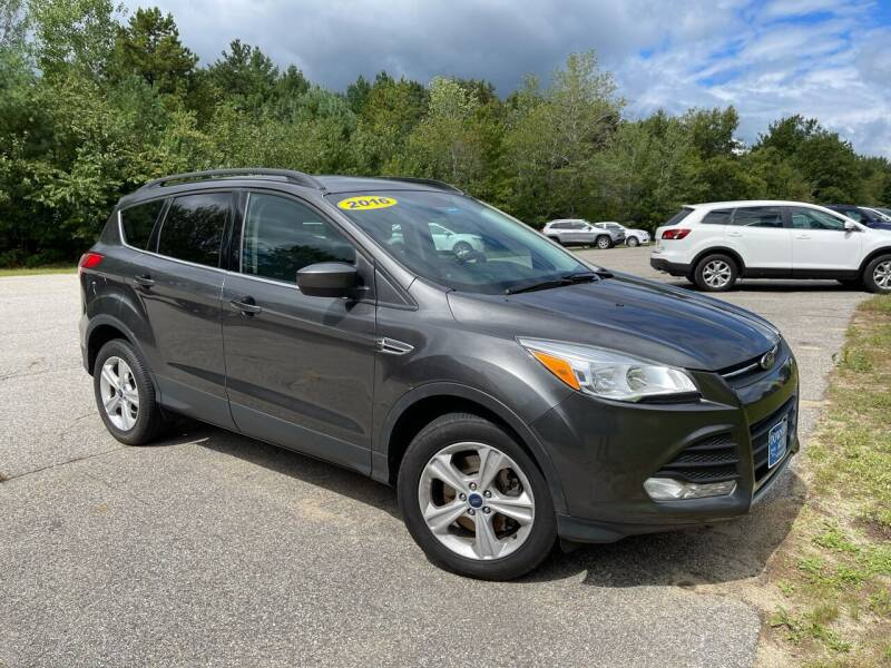 2016 Ford Escape for sale at Downeast Auto Inc in Waterboro ME