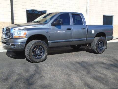 2006 Dodge Ram Pickup 2500 for sale at COPPER STATE MOTORSPORTS in Phoenix AZ