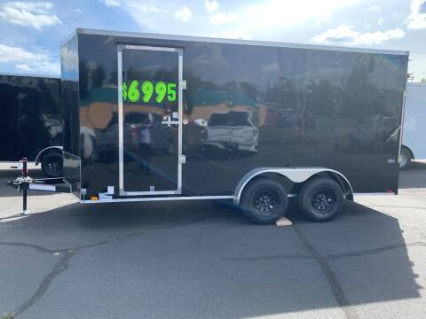 2021 Look Cargo Trailers ST for sale at Siamak's Car Company llc in Salem OR