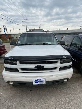 2005 Chevrolet Tahoe for sale at New Start Motors LLC - Crawfordsville in Crawfordsville IN