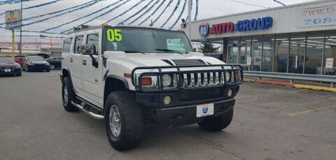 2005 HUMMER H2 for sale at I-80 Auto Sales in Hazel Crest IL