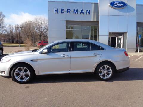 2014 Ford Taurus for sale at Herman Motors in Luverne MN
