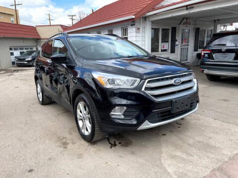 2017 Ford Escape for sale at ELITE MOTOR CARS OF MIAMI in Miami FL