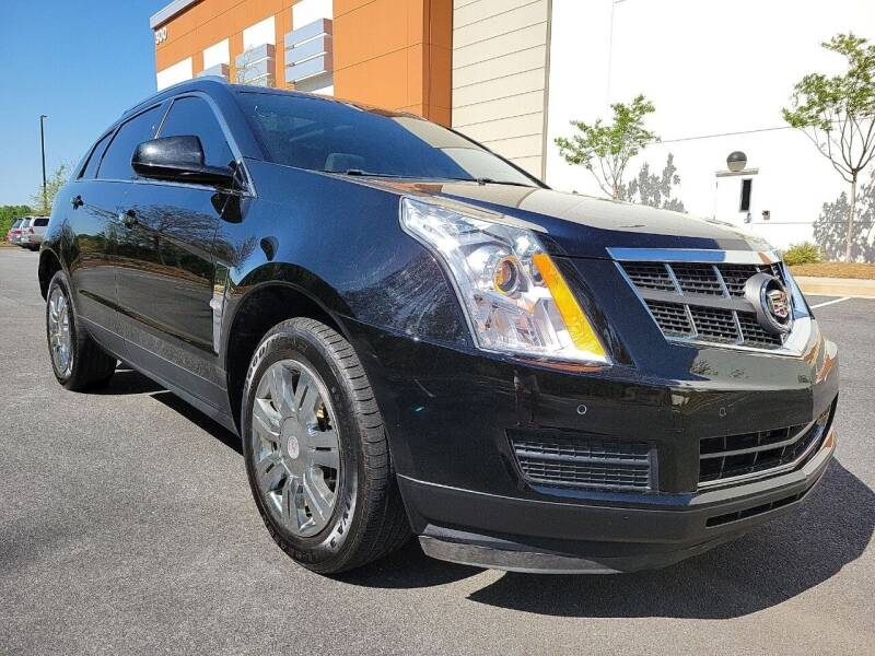 2010 Cadillac SRX for sale at ELAN AUTOMOTIVE GROUP in Buford GA