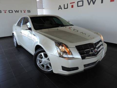 2009 Cadillac CTS for sale at AutoWits in Scottsdale AZ