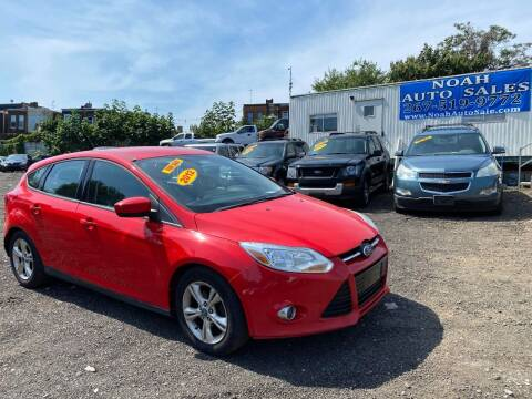 2012 Ford Focus for sale at Noah Auto Sales in Philadelphia PA