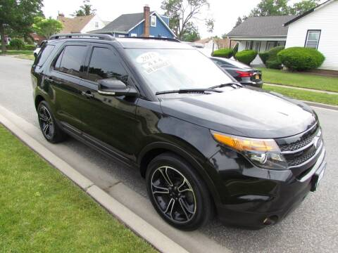 2015 Ford Explorer for sale at First Choice Automobile in Uniondale NY