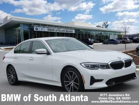 2020 BMW 3 Series for sale at Carol Benner @ BMW of South Atlanta in Union City GA