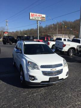 2012 Chevrolet Equinox for sale at MARLAR AUTO MART SOUTH in Oneida TN