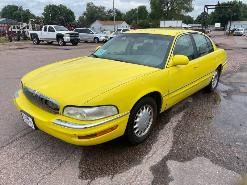 2001 Buick Park Avenue for sale at More 4 Less Auto in Sioux Falls SD