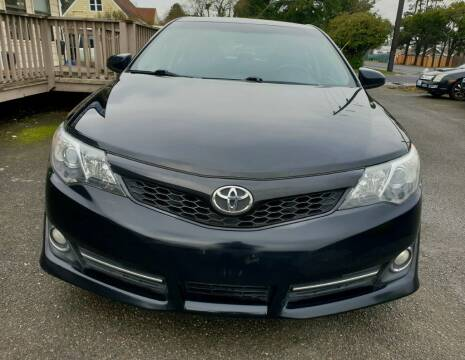 2014 Toyota Camry for sale at Life Auto Sales in Tacoma WA