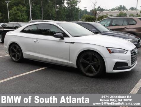 2019 Audi S5 for sale at Carol Benner @ BMW of South Atlanta in Union City GA