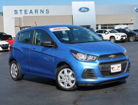 2017 Chevrolet Spark for sale at Stearns Ford in Burlington NC