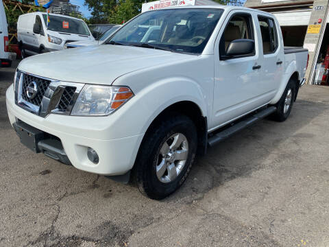 2012 Nissan Frontier for sale at White River Auto Sales in New Rochelle NY