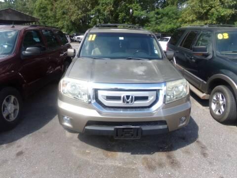 2011 Honda Pilot for sale at Alabama Auto Sales in Semmes AL
