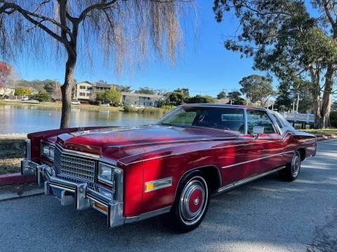 1977 Cadillac Eldorado Biarritz for sale at Dodi Auto Sales in Monterey CA