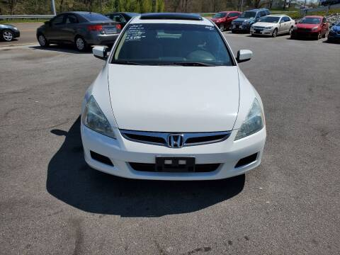 2007 Honda Accord for sale at DISCOUNT AUTO SALES in Johnson City TN