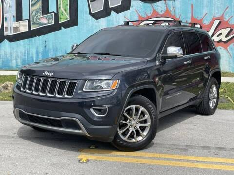 2015 Jeep Grand Cherokee for sale at Palermo Motors in Hollywood FL