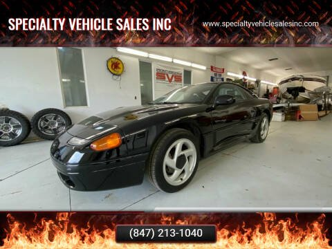 1991 Dodge Stealth for sale at SPECIALTY VEHICLE SALES INC in Skokie IL