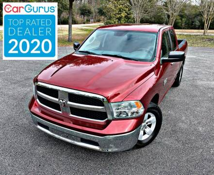 2013 RAM Ram Pickup 1500 for sale at Brothers Auto Sales of Conway in Conway SC