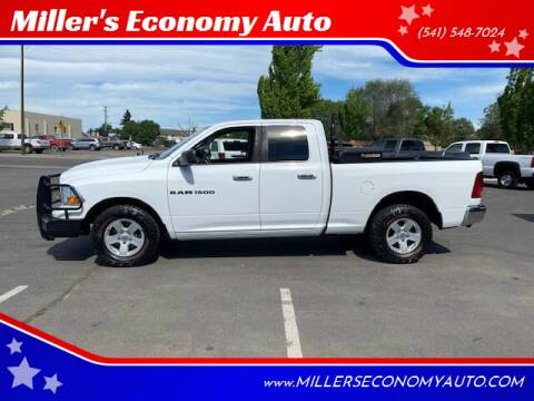2011 RAM Ram Pickup 1500 for sale at Miller's Economy Auto in Redmond OR