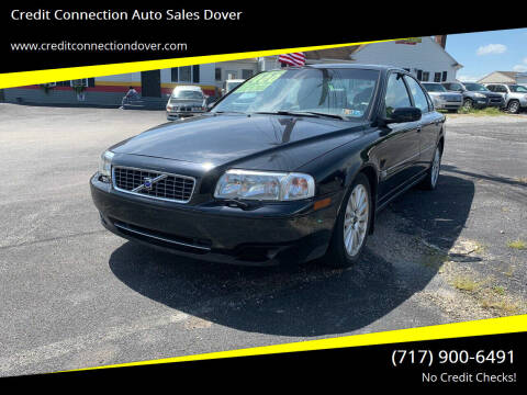 2004 Volvo S80 for sale at Credit Connection Auto Sales Dover in Dover PA