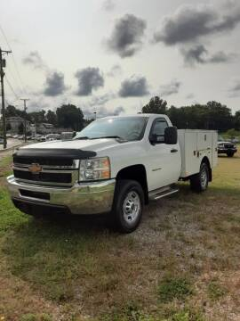2013 Chevrolet Silverado 2500HD for sale at Bates Auto & Truck Center in Zanesville OH