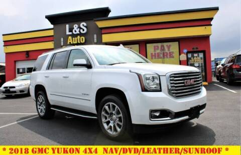 2018 GMC Yukon for sale at L & S AUTO BROKERS in Fredericksburg VA
