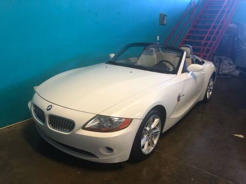 2004 BMW Z4 for sale at Unique Sport and Imports in Sarasota FL