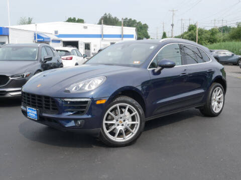 2017 Porsche Macan for sale at The Yes Guys in Portsmouth NH