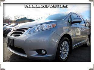 2017 Toyota Sienna for sale at Rockland Automall - Rockland Motors in West Nyack NY