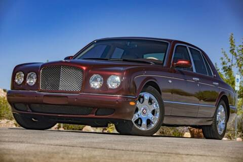 2005 Bentley Arnage for sale at NJ Enterprises in Indianapolis IN