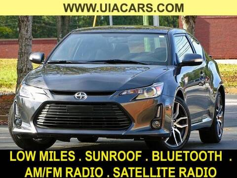 2015 Scion tC for sale at Used Imports Auto - Lawrenceville in Lawrenceville GA