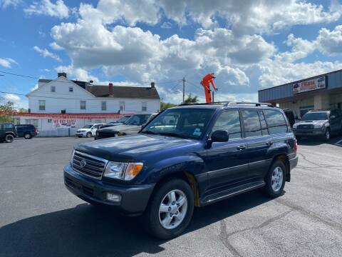 2005 Toyota Land Cruiser for sale at 4X4 Rides in Hagerstown MD