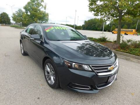 2015 Chevrolet Impala for sale at Lot 31 Auto Sales in Kenosha WI