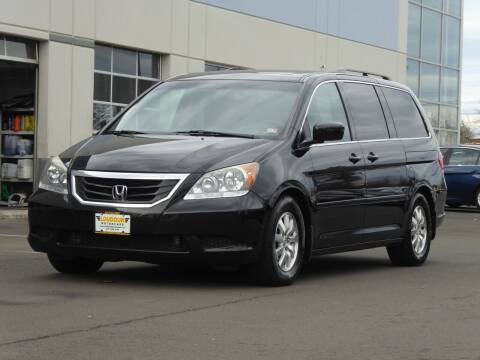 2010 Honda Odyssey for sale at Loudoun Used Cars - LOUDOUN MOTOR CARS in Chantilly VA