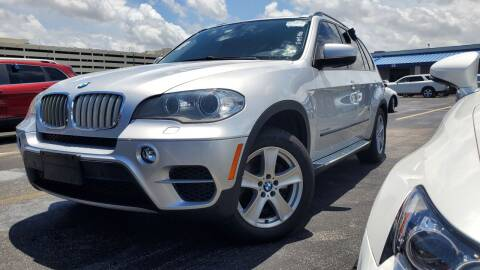 2012 BMW X5 for sale at Barbie's Autos Corp in Miami FL